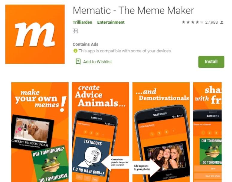 Mematic-App-For-PC