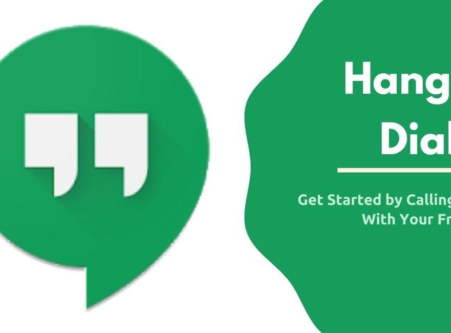 Hangouts Dialer For PC