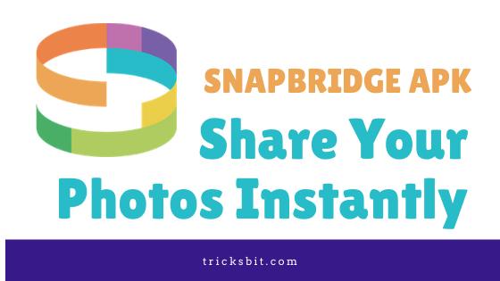 SnapBridge app for PC