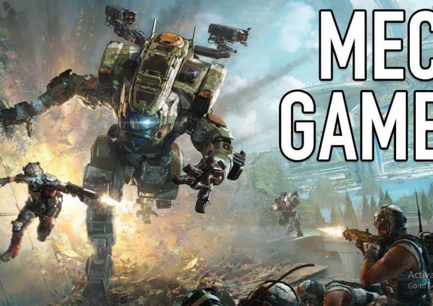 best-mech-games