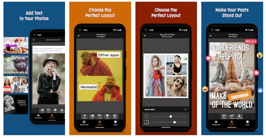 Mematic App